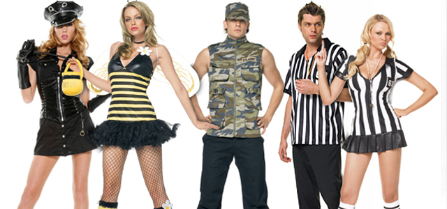 Sexy Halloween adult costumes