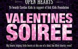 Toronto Valentine's Fundraiser for Cardiac Kids