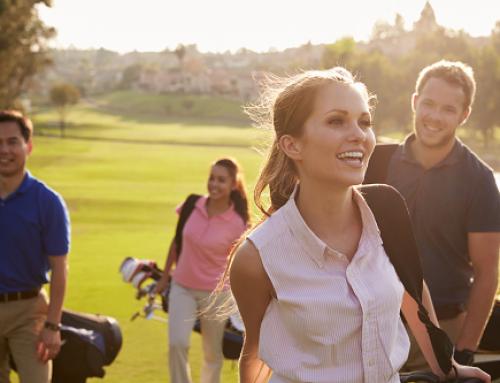 Evening Singles Golf Lessons Mixer at Lionhead