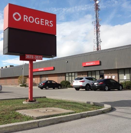 Rogers TV studio