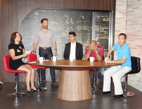I Was A Guest On Single in the City on Rogers TV