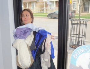 eco friendly dry cleaning in Oakville
