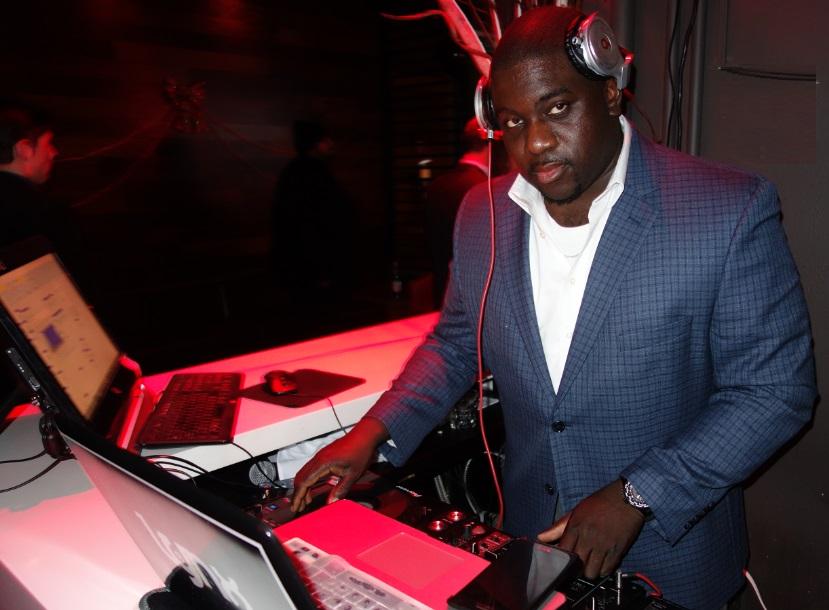 DJ at Houston Ave Toronto