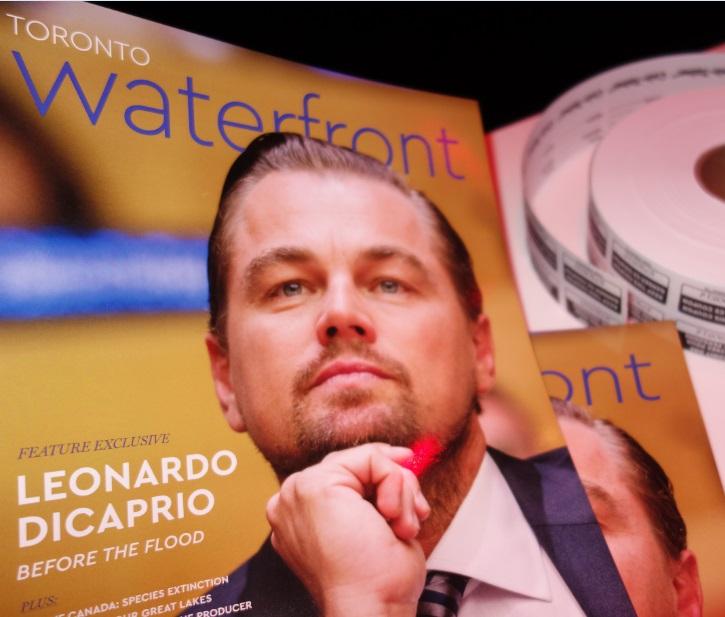 Free Waterfront Toronto magazines