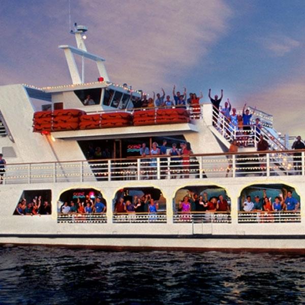Fiesta Blanca Singles Boat Party