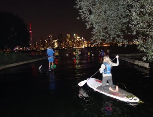 SitC Toronto Island SUP Singles Paddleboarding Adventure