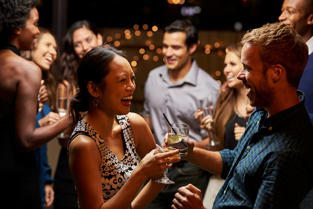 Toronto's Best Singles New Year's Party - A Night in Thailand