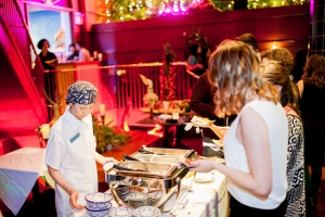 food at bangkok garden singles new years eve party