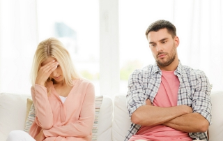couple not good at effective communication