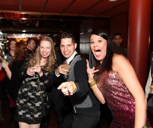 Toronto Singles having fun on New Year's Eve