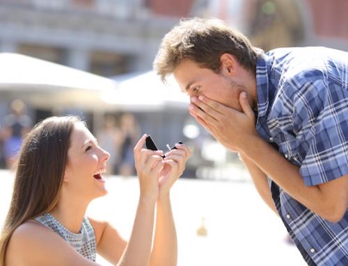 The Phenomenon of Women Proposing to Men
