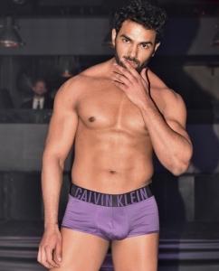 Toronto male stripper