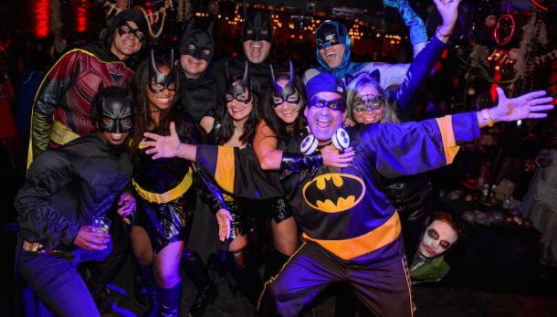 Toronto Spooktacular Singles Halloween Dance Party | 35+