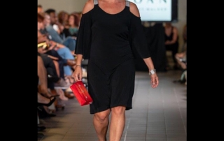 Joan kelly walker fashion show