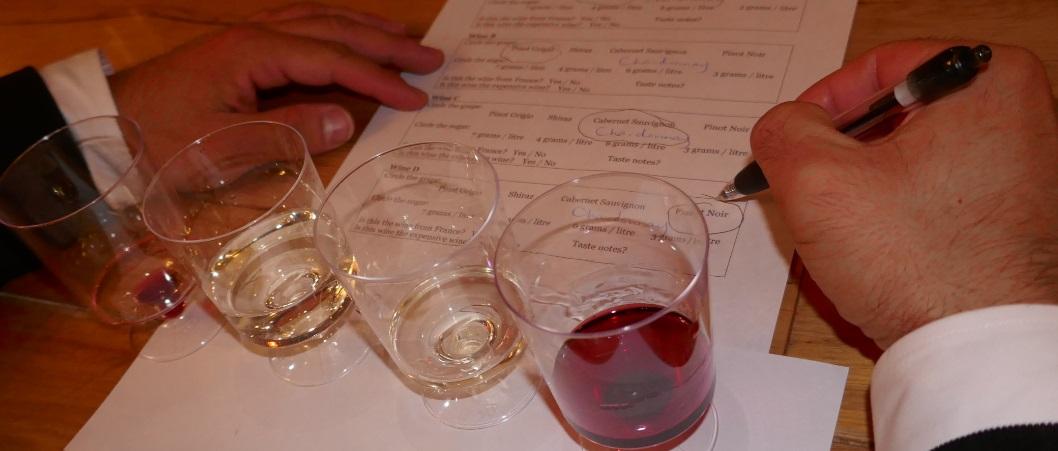 wine tasting, wooden wine racks